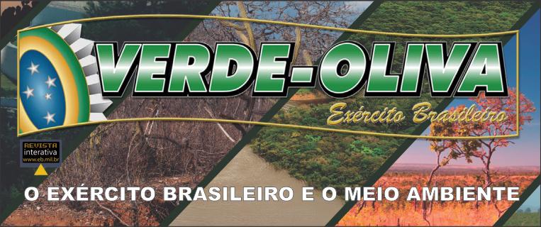 Acesse a Revista Verde-Oliva especial sobre