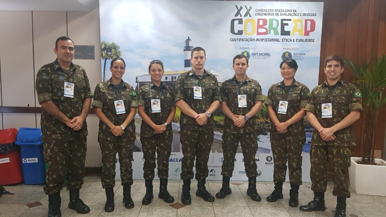 DPIMA participa do XX COBREAP